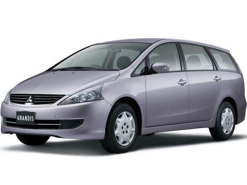 Minivan - 5 pax