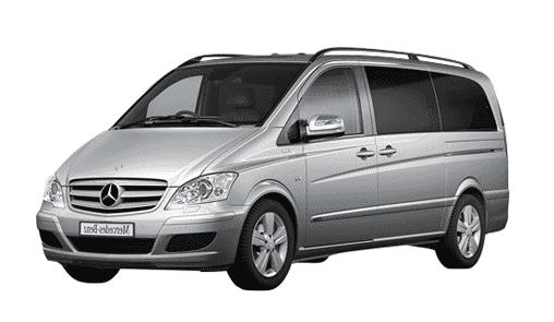 Minivan - 7 pax