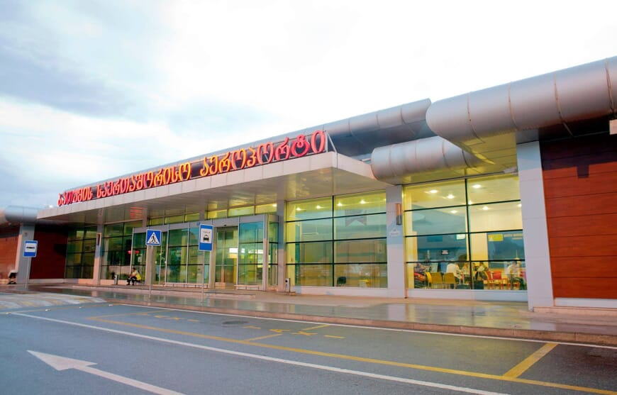 Batumi International Airport Taxi & Transfer Service
