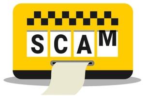 Tbilisi taxi scam